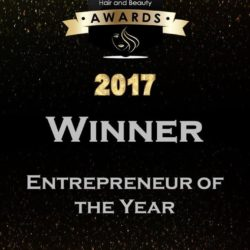 2017 winner - entrepreneur of the year
