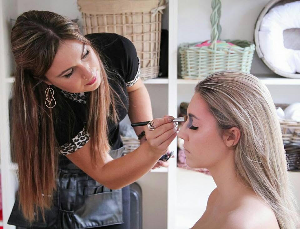 Hair & Makeup Lessons