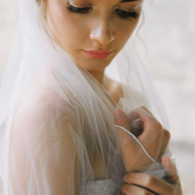 Wedding Hair & Makeup bride