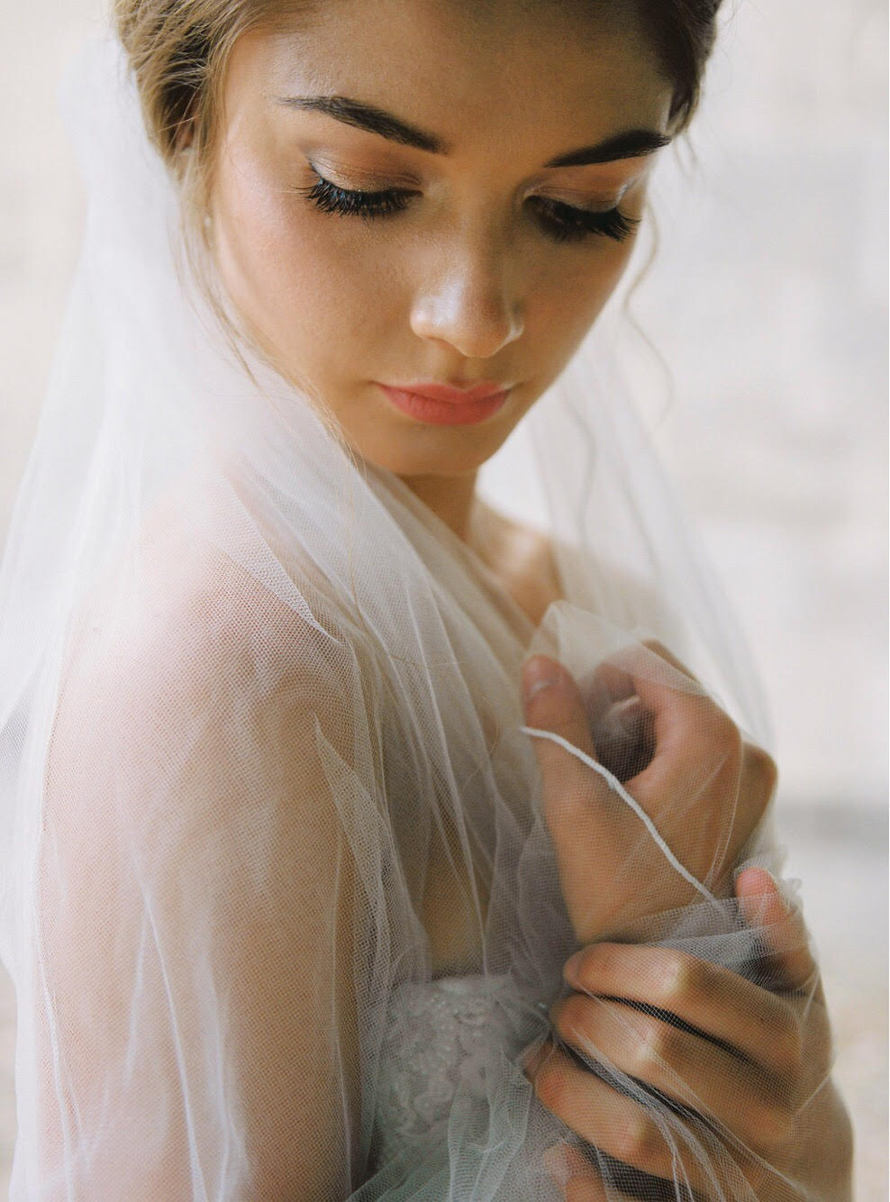 Wedding Hair & Makeup bride